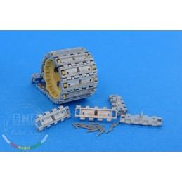 MTL-35204 MASTERCLUB 35204 1/35 cadenas de metal para el  Merkava MK IV