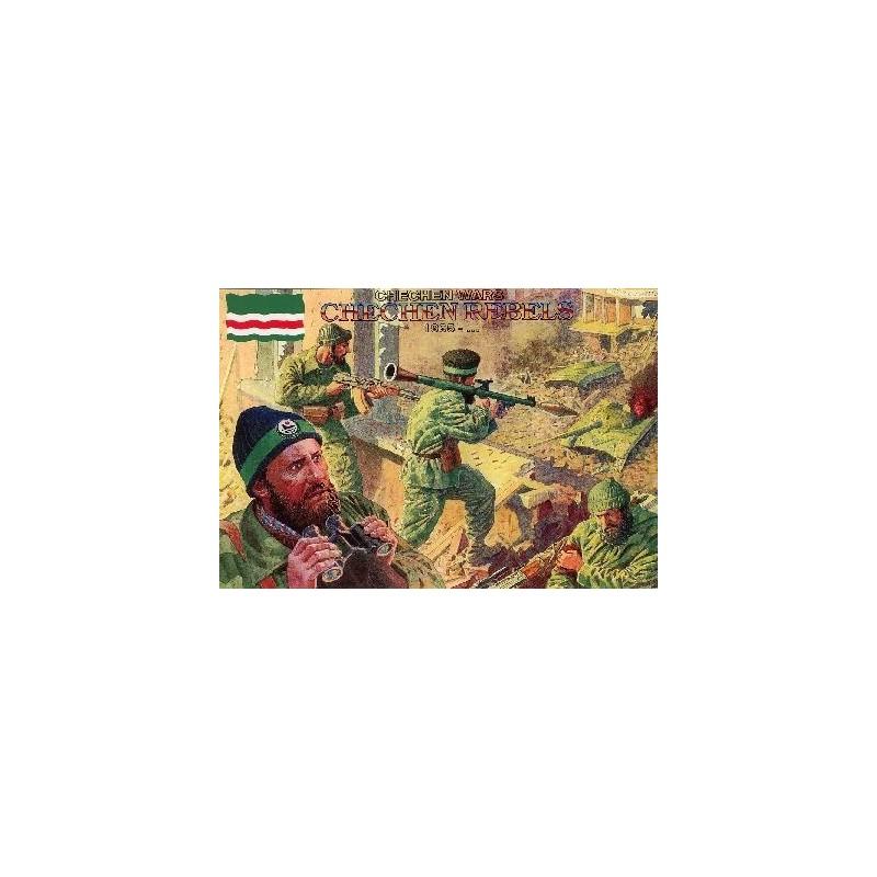 ORI-72002 Orion ORI 72002 1/72 Chechen Wars Chechen Rebels