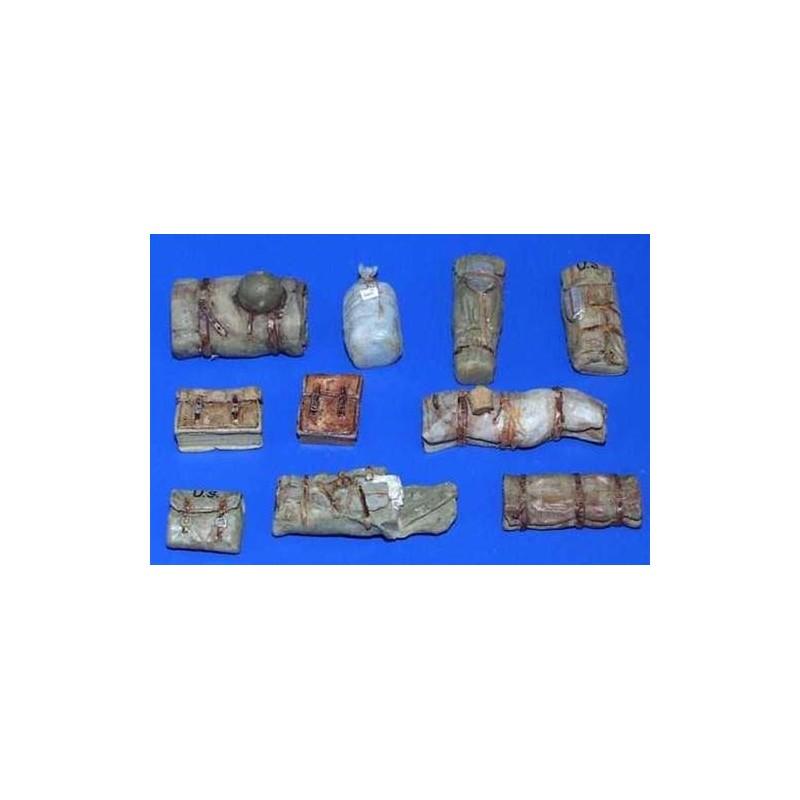 PL-042 1/35  U.S. rucksacks and bags