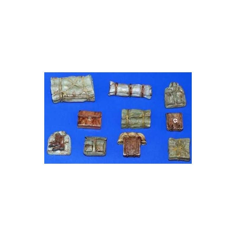 PL-043 1/35 German rucksacks and bags