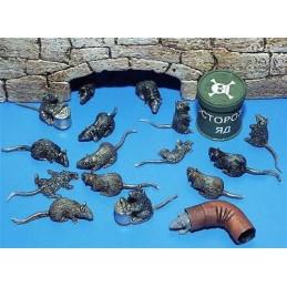 PL-171 1/35  Rats