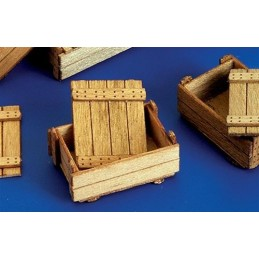 PL-260 1/35 Wooden boxes I