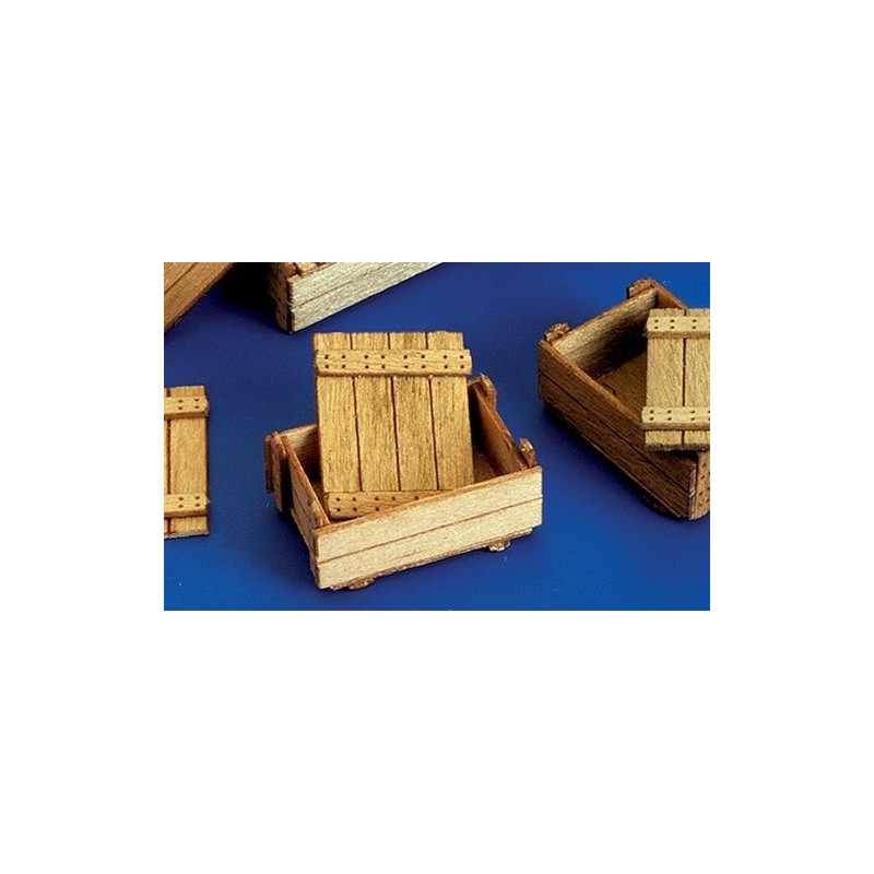 PL-260 1/35 Wooden boxes I
