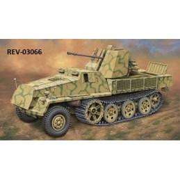 REV-03066 1/35  SEMIORUGA SWS CON FLAK 43