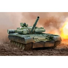 REV-03106 REVELL 03106 1/72 Soviet Battle Tank T-80BV