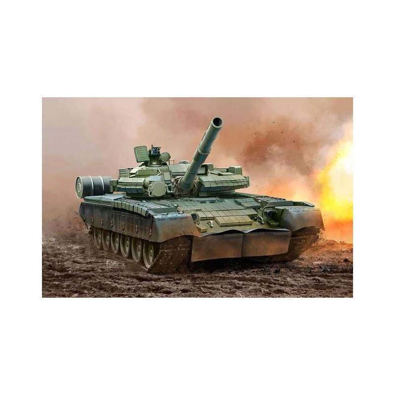 REV-03106 REVELL 03106 1/72 Soviet Battle Tank T-80BV