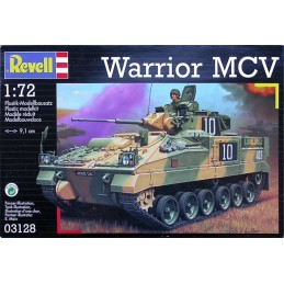 REV-03128 Revell 03128 1/72 Warrior MCV