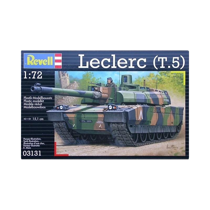 REV-03131  Revell 03131 1/72 Leclerc (T.5)