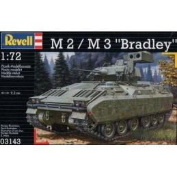 REV-03143 Revell 03143 1/72 M2/M3 Bradley
