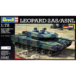 REV-03187 REVELL 03187 1/72  German Leopard 2 A5/A5 NL
