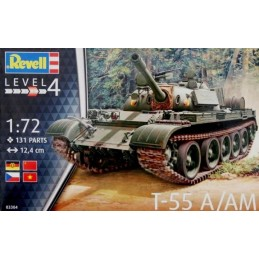 REV-03304 Revell 03304 1/72 T-55 A/AM