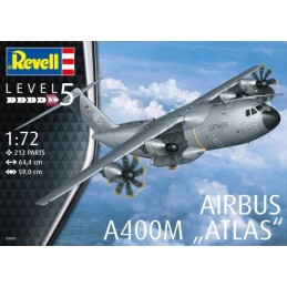 REV-03929 Revell 03929 1/72 Airbus A400M Atlas Luftwaffe