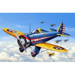 REV-03990 1/72 CAZA P-26A PEASHOOTER