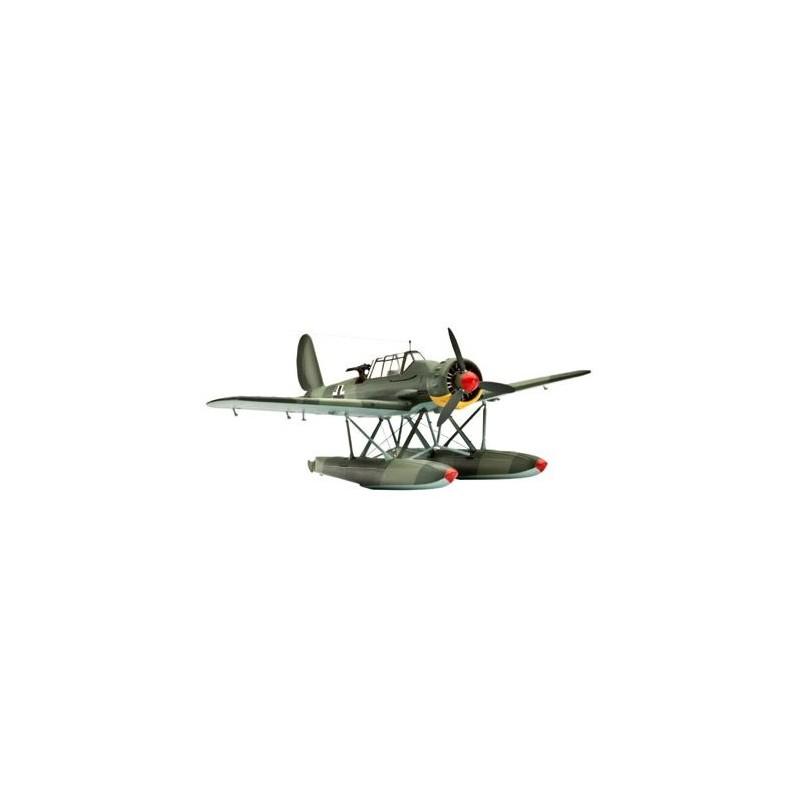 REV-03994 1/72 HIDROAVION ARADO AR196 A-3, II GUERRA MUNDIAL