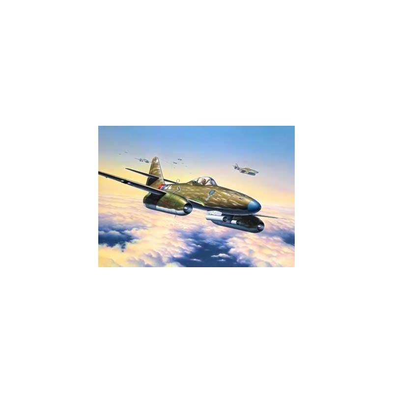 REV-04166 1/72 ME 262 A1A