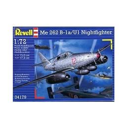 REV-04179 1/72 Me 262 B-1a U1 Nigthfighter