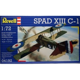 REV-04192 1/72 SPAD XIII C-1