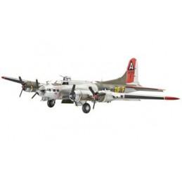 REV-04283 1/72 BOMBARDERO B-17 G FLYING FORTRESS