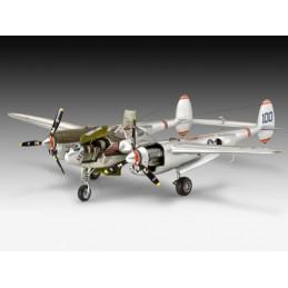 REV-04293 1/72 CAZA LOCKHEED P-38 L/M LIGHTNING