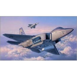 REV-04386 1/72 LOCKHEED F-22 RAPTOR