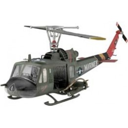 REV-04476 1/48 Bell UH-1C/B Huey Hog