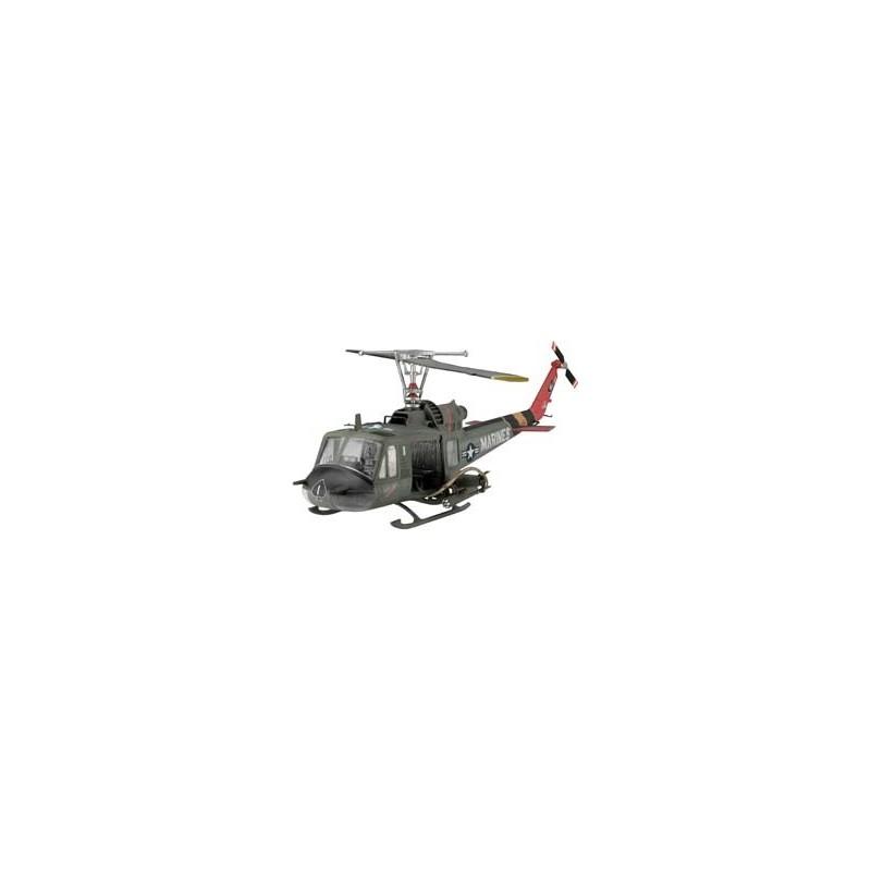 REV-04476 1/48 Bell UH-1C/B Huey Hog
