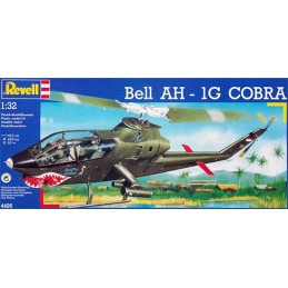 REV-04495 1/32 BELL AH-1G COBRA