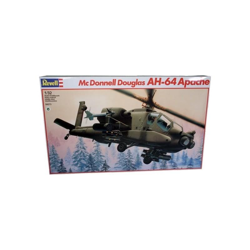REV-04575 1/32 MCDONNELL DOUGLAS H-64 APACHE
