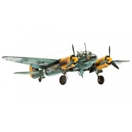 REV-04672 1/72 BOMBARDERO JUNKERS JU 88 A-4