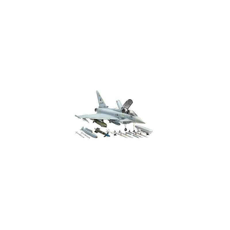 REV-04855 1/32 EUROFIGHTER TYPHOON BIPLAZA
