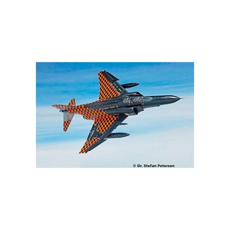 """REV-04895 1/32 revell 04895 CAZA F-4F PHANTOM WTD 61 """"FLIGHT TEST"""""""