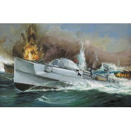 REV-05162 revell 05162 1/72 German Fast Attack Craft S-100