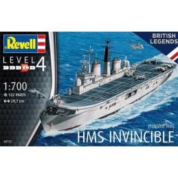 REV-05172 Revell 05172 1/700 HMS Invincible (Falkland War)