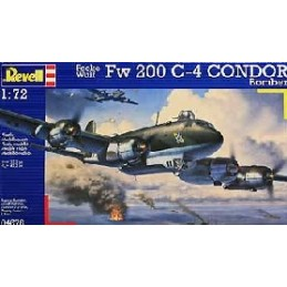 REV-4678 1/72 FOCKE-WULF Fw-200 C-4 CONDOR