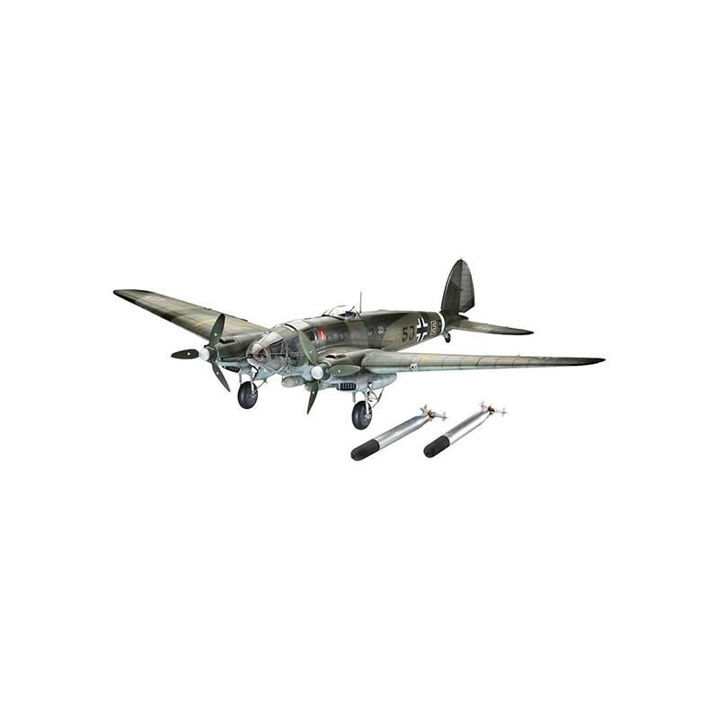 REV-4836 1/32 BOMBARDERO HEINKEL HE 111 H-6
