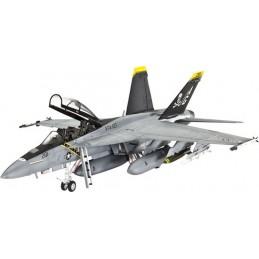 REV-4864 1/72 CAZA F/A-18 F SUPER HORNET (BIPLAZA)