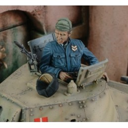 RM-485 royal model 485 1/35 Italian Tanker No. 1 WWII