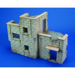 RM-501 Royal Model 501 1/35 Israeli House Ruin