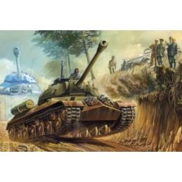 ROD-701 RODEN 701 1/72 IS-3 SOVIET TANK