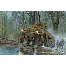 "ROD-705 RODEN 703 1/72 ..Sd.Kfz.234/2 ""PUMA"""