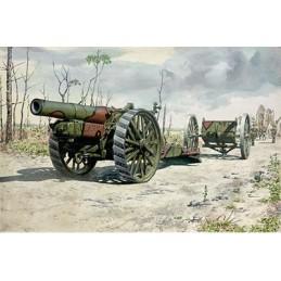 ROD-716 RODEN 716  1/72  BL 8 inch Howitzer Mark VI