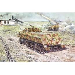 ROD-722 RODEN 722 1/72 .Sd.Kfz. 4/11 Panzerwerfer 42