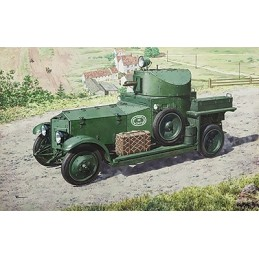 ROD-731 RODEN 731 1/72 .British Armoured Car (Pattern 1920 Mk.I)