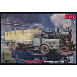 ROD-738  Roden 738 1/72 Vomag 8 LR LKW WWII German Heavy Truck