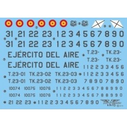 SE-14144 SERIES ESPANOLAS 14144 1/144 Airbus A400M Atlas