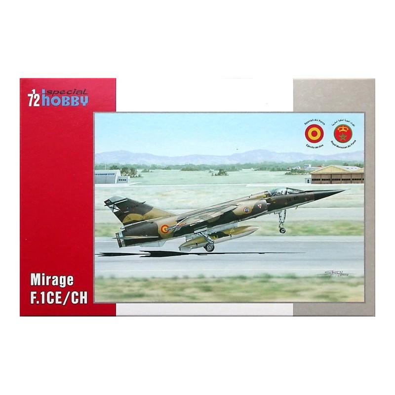 SH-100SH72289 Special Hobby 100sh72289 1/72 mirage f.1 CE. alcas espanolas