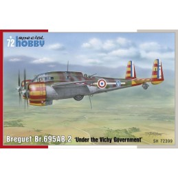 SH-100SH72399 SPECIAL HOBBY 100SH72399 1/72 Breguet Br. 695AB.2