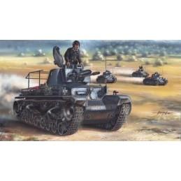SH-100T35010 SPECIAL HOBBY 100T35010 1/35 Panzerbefehlswagen Pz. Bef. 35(t)