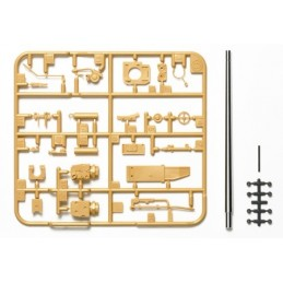 TAM-12660 Tamiya 12660 1/35 German Jagdpanzer IV /70 (V) Lang Metal Gun Barrel Set