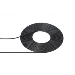 TAM-12675 tamiya 12675 CABLE VINILO NEGRO (0,5 mm)